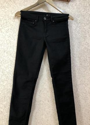 Классные штанишки скинни h&m 😍