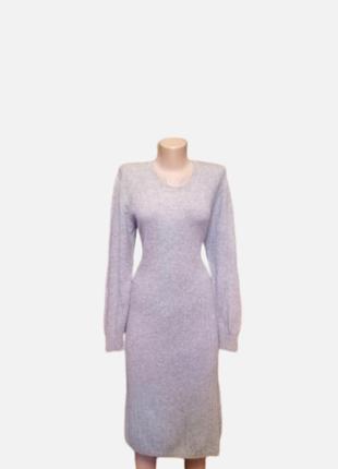 Платье кашемир шерсть зима