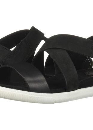Сандали ecco damara strap sandal, оригинал. 42р. 248343 51052