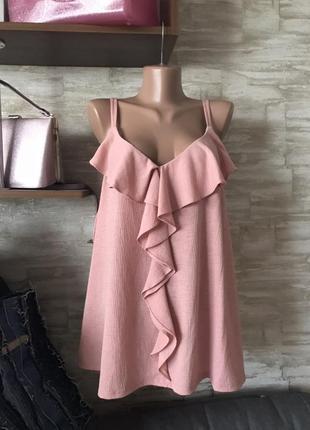 Открытая блуза для пышных дам