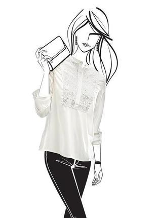 Нарядная блуза tcm tchibo