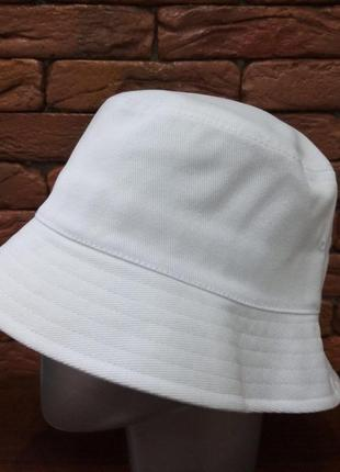 Панама базовая белая