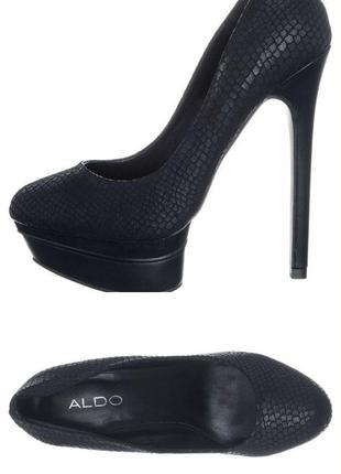 Aldo chalane - high heels - black.
