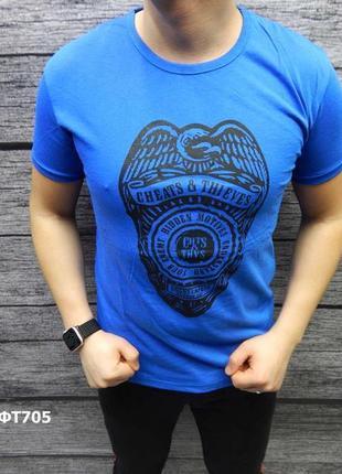 Акция скидка футболка хлопок-стрейч есть размеры и цвета