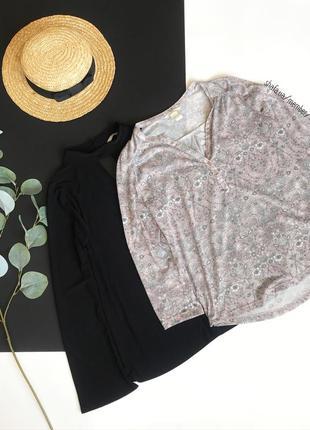 Total sale! 🔥 шикарный  лонгслив блуза джемпер в цветы