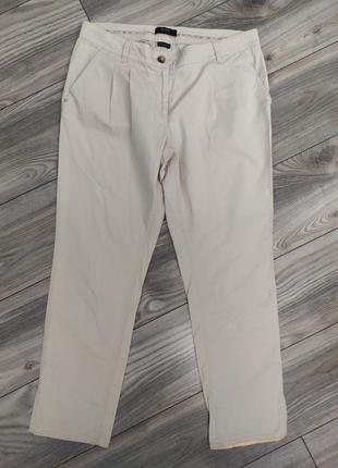 Практичные удобные песочные брюки