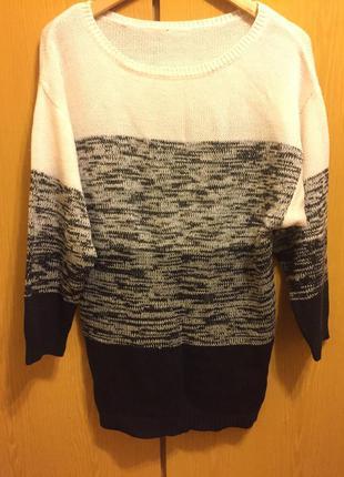Легкий свитер от h&m