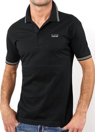 Мужская футболка тениска поло roberto cavalli м 50 оригинал с голограммами