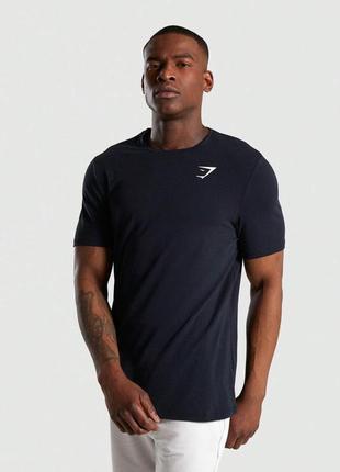 Мужская футболка gymshark critical оригинал
