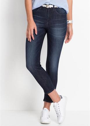 Джинсы мегастрейч женские бренд john baner jeanswear ( длина 7/8 ).