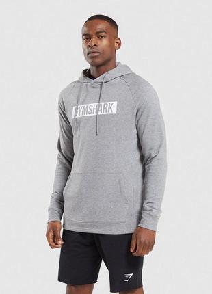 Мужской пуловер gymshark block оригинал
