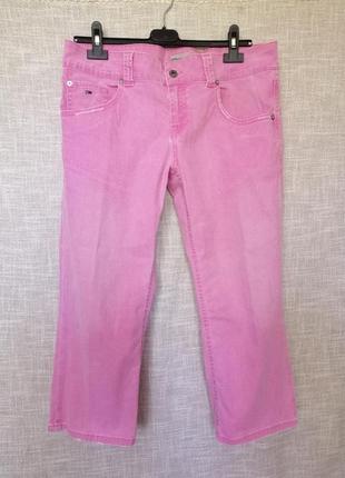 Джинсы, укороченные джинсы, джинсы кюлоты.