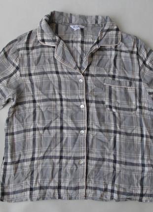 Пижамная рубашка хс, с пrimark love to lounge англия