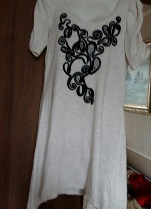 Платье летнее,  платье футболка