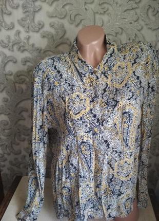 Полная распродажа! женская блузка zara 100/%вискоза