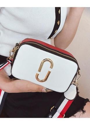 Хит продаж! модная женская сумка через плечо/сумка кросс боди под marc jacobs.2 фото