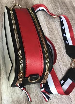 Хит продаж! модная женская сумка через плечо/сумка кросс боди под marc jacobs.5 фото