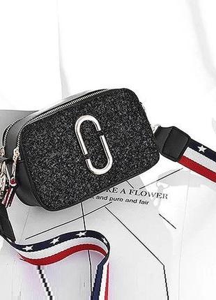 Хит продаж! модная женская сумка через плечо/сумка кросс боди под marc jacobs.10 фото