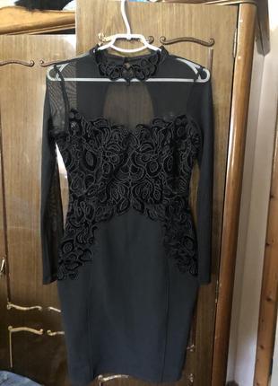 Очень красивое вечернее платье