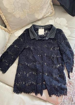 Кружевная блуза thé kooples