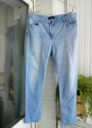 Джинсовые брюки джинсы большого размера батал размер 54-56