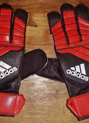 Детские вратарские перчатки adidas