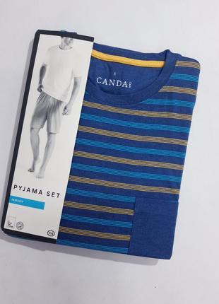 Отличная мужская пижама canda размер 46 наш