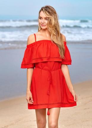 Платье пляжное esotiq