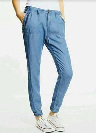 Стильные джинсы/штаны джогеры