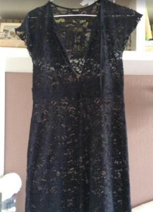 Кружевное платье.распродажа.