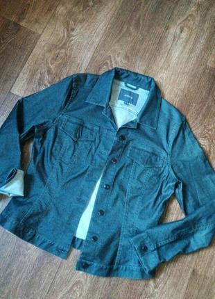 Джинсовий піджак  vintag mexx d/nl44,розмір 52 обмен