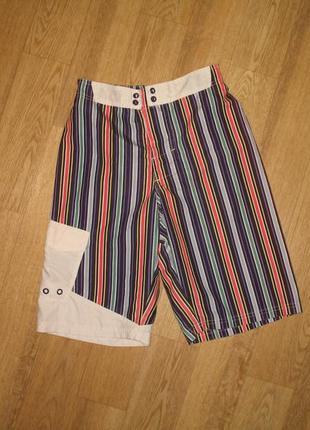 Цветные шорты*бриджи  для мальчика