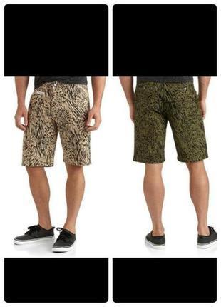 Reactive desigh concepts шорты мужские хлопок большой размер пот 56 см