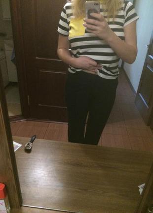 Классические брюки zara