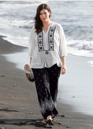Блуза вышиванка от h&m1 фото