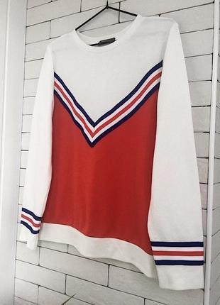 Спортивный свитшот свитер primark
