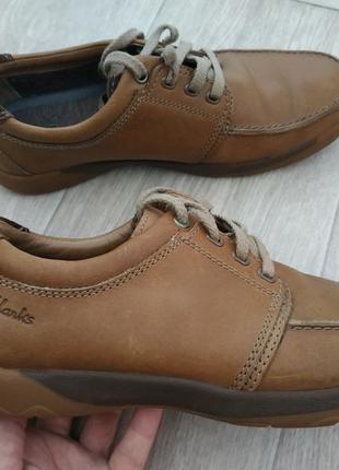 Туфли clarks, ботинки, кроссовки р.40-41