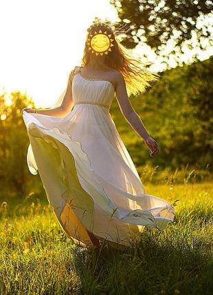 Шикарное платье выпускное/свадебное