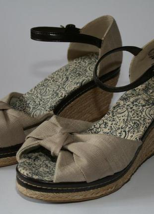 Туфли tchibo gmbh германия . размер 39 25 см