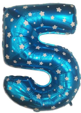 Шарік, цифра 5