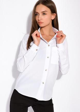 Базовая офисная рубашка
