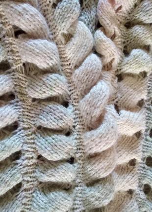 Эксклюзивная ручная работа hand made жилетка-кардиган