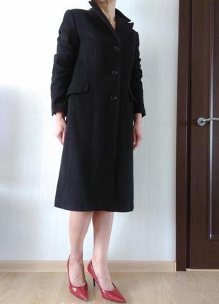 Пальто шерстяное классическое h&m
