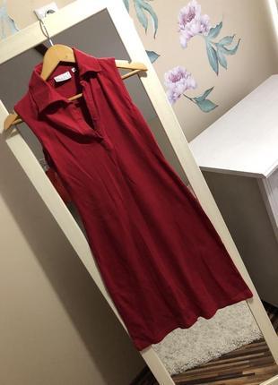 Новое платье hennes