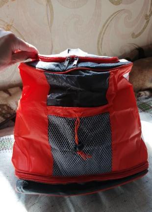 Рюкзак  термо цветной