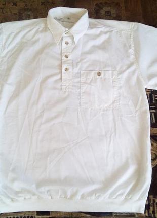 Нарядная рубашка-соколка.