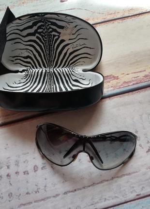 Брендовые солнцезащитные очки roberto cavalli оригинал
