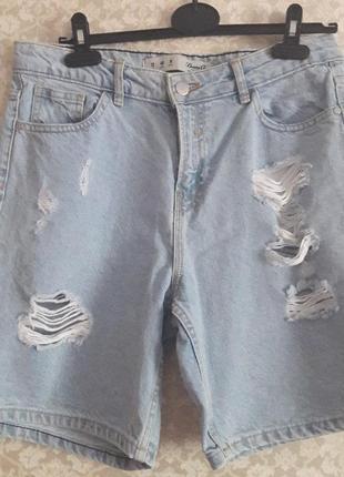 Очень классные,стильные шорты- denim co.