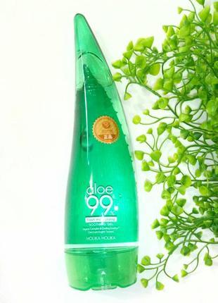 Универсальный гель holika hollika aloe 99% soothing gel, 250мл