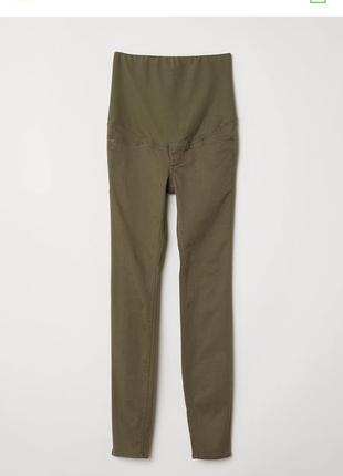 Стрейчевые джинсы для беременных